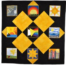 IBS3 Quilt: Laurence LH, FR