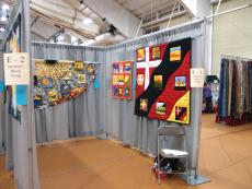 IBS3 booth right