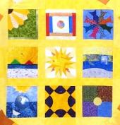 IBS3 Quilt: Annette D., Germany