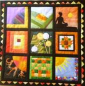 IBS3 Quilt: Barbara A., Germany