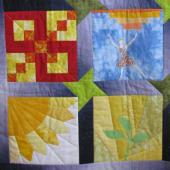 IBS3 Quilt: Ottraud T, Germany