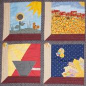 IBS3 Quilt: Sabine V., AT