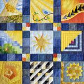 IBS3 Quilt: Karin K, Germany