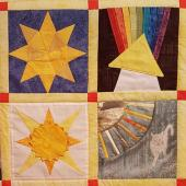IBS3 Quilt: Sabine G., Germany
