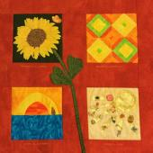 IBS3 Quilt: Petra S., Germany