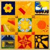 IBS3 Quilt: Anja B, Germany