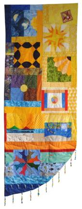 IBS3 Quilt: Felicia C, Germany