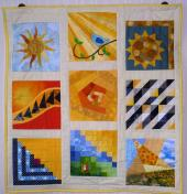 IBS3 Quilt: Luise L., Germany