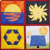 IBS3 Quilt: Isabel R., Spain
