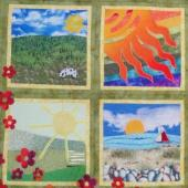 IBS3 Quilt: Ingrid S, Switzerland