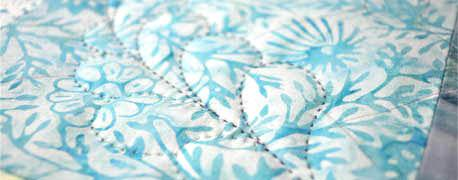 """""""Open"""" Quilthouse Purgstall: Handquilting with Jutta"""